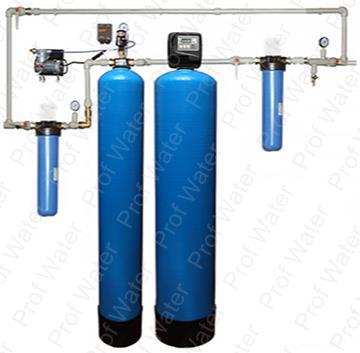 Железистая вода в колодцах и скважинах - методы очистки